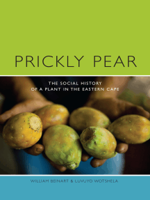 Prickly Pear: A Social History of a Plant in the Eastern Cape