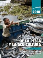 2018 El estado mundial de la pesca y la acuicultura