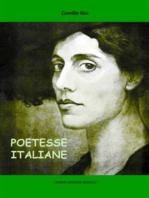 Poetesse italiane