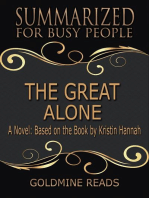 The Great Alone - Summarized for Busy People
