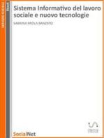 Sistema informativo del lavoro sociale e nuove tecnologie