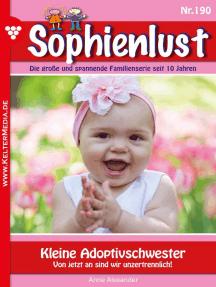 Sophienlust 190 – Familienroman: Kleine Adoptivschwester