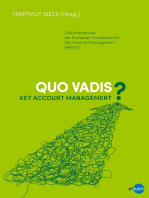 Quo vadis Key Account Management?