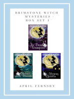 Brimstone Witch Mysteries - Box Set 1
