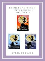 Brimstone Witch Mysteries - Box Set 2