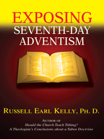 Believe day adventists what do in seventh Is the