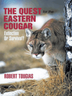 The Quest for the Eastern Cougar