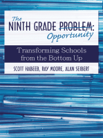 The Ninth Grade Opportunity