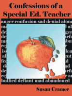 Confessions of a Special Ed Teacher
