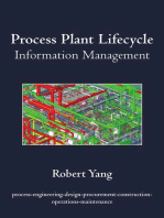 Process Plant Lifecycle Information Management