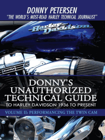 Donny's Unauthorized Technical Guide to Harley Davidson 1936 to Present by  Donny Petersen - Read Online