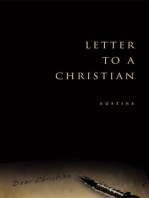 Letter to a Christian