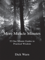 More Miracle Minutes