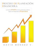 Proceso De Planeación Financiera