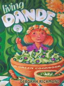 Living Dande: A Green Cookbook