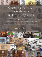 Creating Family Newsletters & Time Capsules