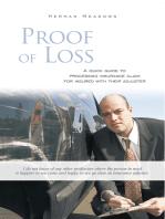 Proof of Loss
