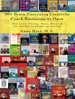 30+ Brain-Exercising Creativity <I>Coach</I> Businesses to Open