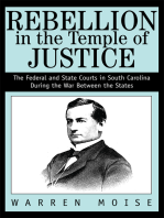 Rebellion in the Temple of Justice
