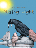 To the Right of the Rising Light