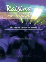 Raising My Voice
