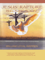 Jesus' Rapture Is Coming Soon!