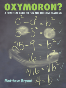 Oxymoron?: A Practical Guide to Fun and Effective Teaching