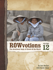 Rowvotions Volume 12: The Devotional Book of Rivers of the World