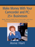 Make Money with Your Camcorder and Pc