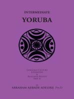 Intermediate Yoruba