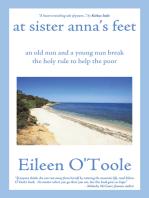 At Sister Anna's Feet