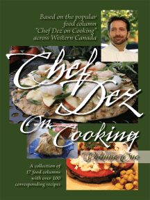 Chef Dez on Cooking, Volume 1