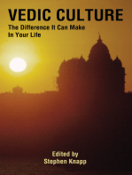 Vedic Culture: The Difference It Can Make in Your Life