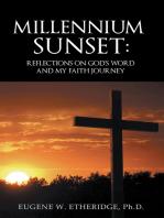 Millennium Sunset: