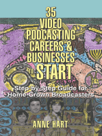 35 Video Podcasting Careers & Businesses to Start