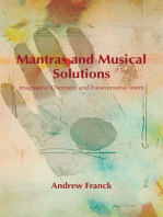 Mantras and Musical Solutions