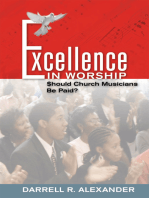 Excellence in Worship