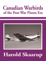 Canadian Warbirds of the Post-War Piston Era