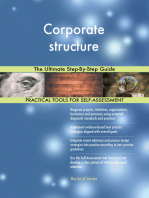 Corporate structure The Ultimate Step-By-Step Guide