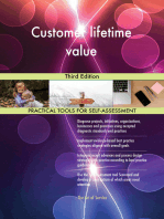 Customer lifetime value Third Edition