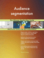 Audience segmentation The Ultimate Step-By-Step Guide