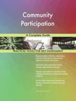 Community Participation A Complete Guide