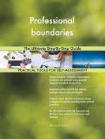 Professional boundaries The Ultimate Step-By-Step Guide
