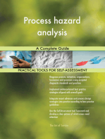 Process hazard analysis A Complete Guide
