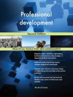 Professional development Second Edition