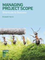 Managing Project Scope: Shortcuts to success