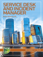 Service Desk and Incident Manager