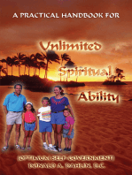 A Practical Handbook for Unlimited Spiritual Ability