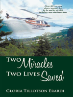 Two Miracles Two Lives Saved