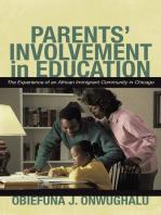 Parents' Involvement in Education